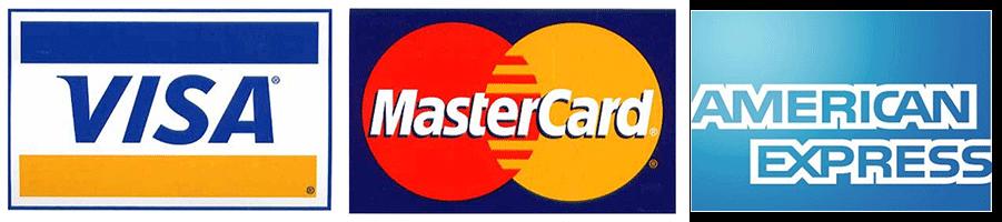 credit cards logos